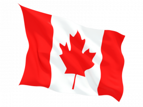Canada Flag PNG Image
