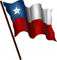 Chile Flag Free Download PNG