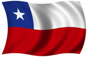 Chile Flag PNG File