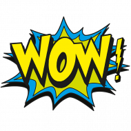 Comic Word PNG Picture