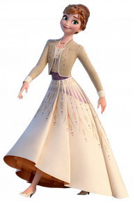 Frozen Anna PNG Picture