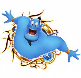 Genie PNG Clipart