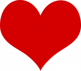 Heart Love PNG Picture