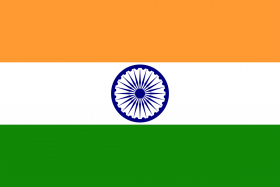 India Flag PNG Clipart