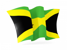 Jamaica Flag PNG File