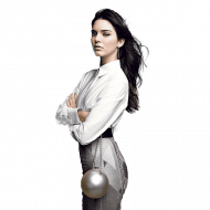 kendall Jenner transparent picture