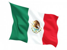 Mexico Flag PNG HD