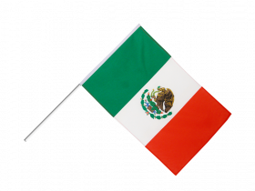 Mexico Flag PNG Pic