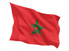 Morocco Flag PNG Clipart