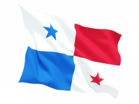 Panama Flag PNG Clipart