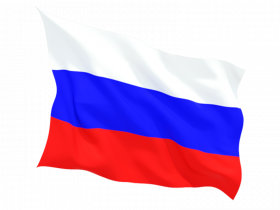 Russia Flag Free Download PNG