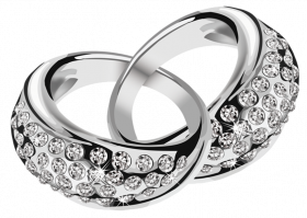Silver Ring PNG File