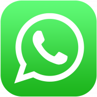 whatsapp square rounded logo