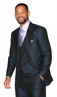 will smith transparent picture