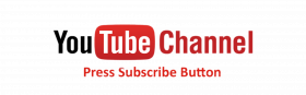 YouTube Channel Subscribe Logo transparent PNG